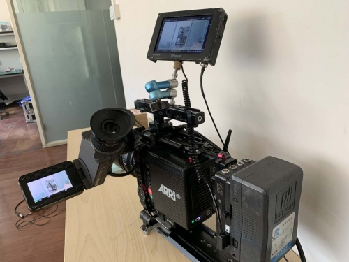 Used ARRI Alexamini Cinema Camera without licences