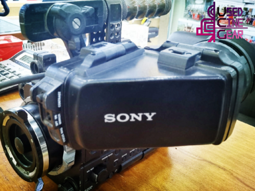 Used Sony F55 Cinema Camera