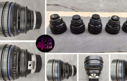 Used ZEISS CP.2 Lens Kit EF-mount