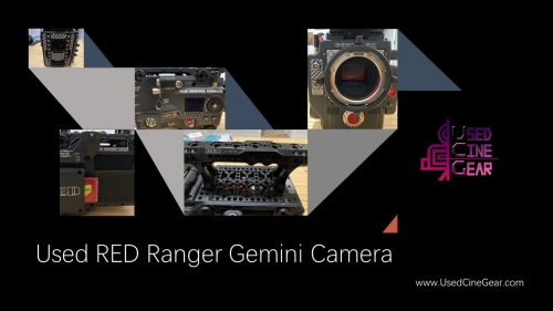 Used RED Ranger Gemini Camera