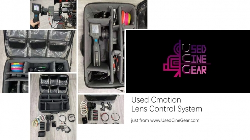 Used Cmotion Compact Lens Control System