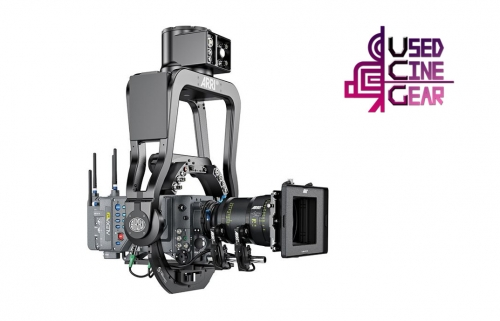 Used ARRI SRH3 Stabilized Remote Head Set
