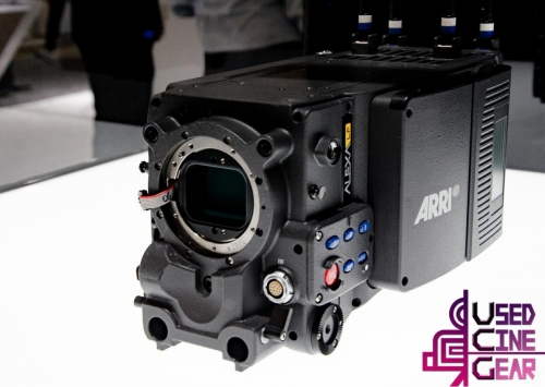 Used ARRI Alexa LF large-format Camera
